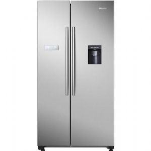 Hisense RS741N4WC11 American Style Fridge Freezer